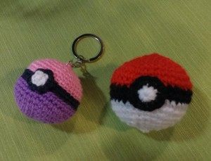 POKEBALL _Amigurumi 1