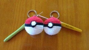 POKEBALL _Amigurumi 3