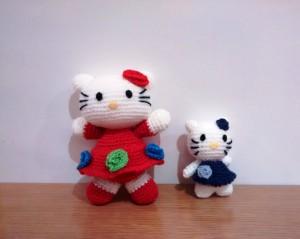 AMIGURUMI_Kittys